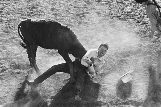 Chute Dogging, Phoenix, AZ 1999 (Blake Little / provided)