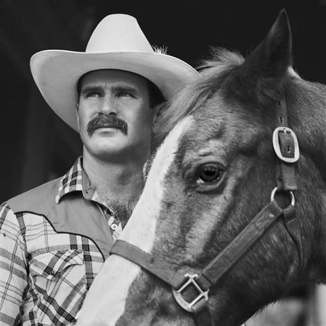 Jerry Hubbard, Burbank, CA 1989 (Blake Little / provided)