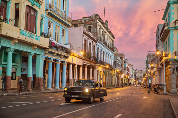 Shevaun Williams has taken photographs all over the world, including Cuba. (Shevaun Williams / provided)