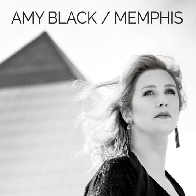 Amy Black's <em>Memphis</em> was released June 2. (provided)