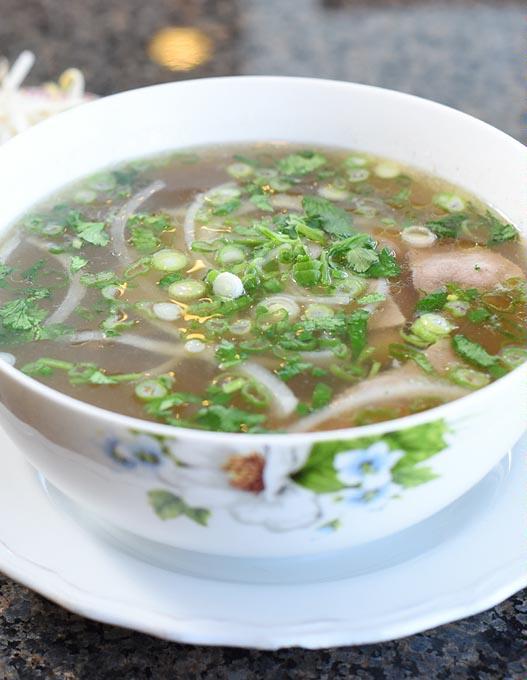 <em>Pho tai</em> at Gia Gia Vietnamese Family Restaurant (Garett Fisbeck / file)
