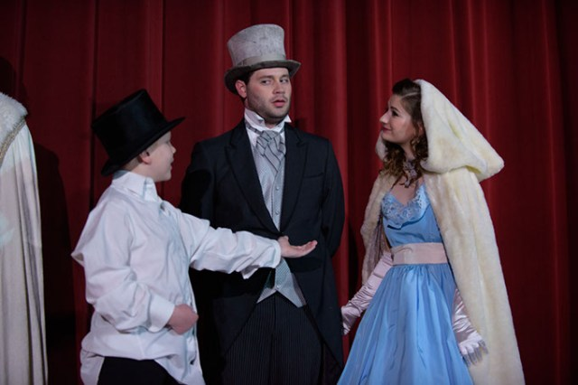In its first season, The Bethany Stage produced <em>Pride and Prejudice</em>, <em>Much Ado About Nothing</em> and <em>A Christmas Carol</em>. (provided)