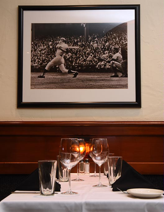 Mickey Mantle's Steakhouse (Gazette / file)