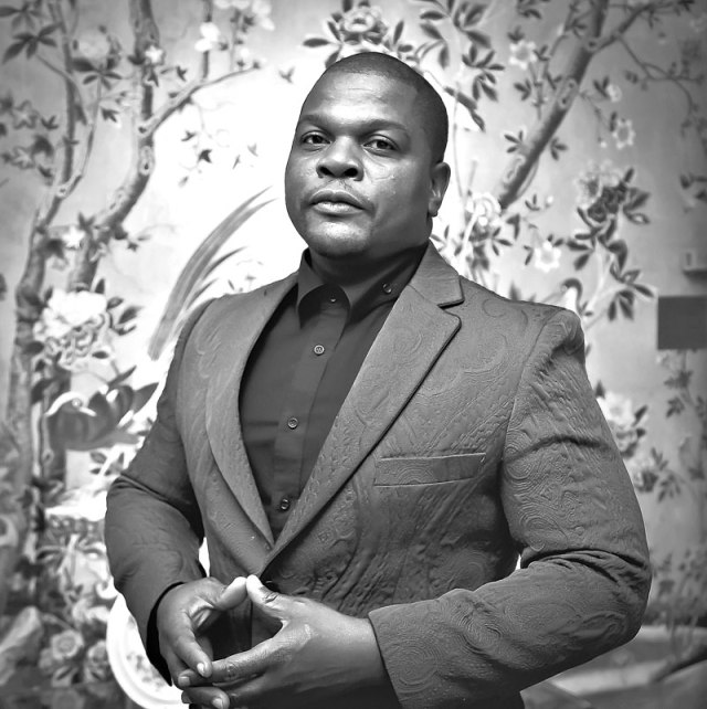 Artist Kehinde Wiley pushes the boundaries of the typical art canon. (Tony Powell / Blair House / provided)