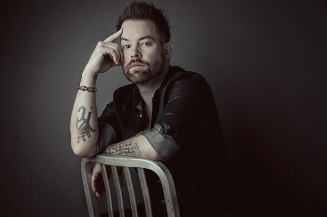 David Cook is currently touring in support of his latest album, <em>Digital Vein</em>. (Bobby Quillard / provided)