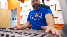 KOSU operations director Ryan LaCroix. | Photo Gazette / file