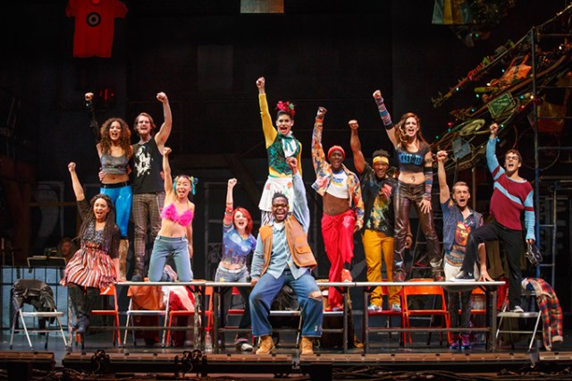 <em>Rent</em> stops at Civic Center Music Hall Tuesday-Nov. 12. (OKC Broadway / provided)