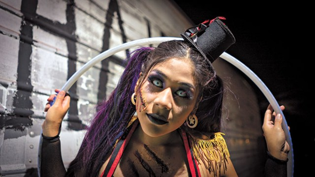 Guthrie Haunted Scaregrounds is home to over 30,000 square feet of indoor and outdoor terrors. (Guthrie Haunted Scaregrounds / provided)