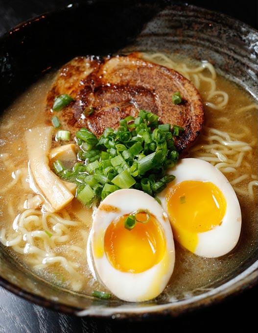 <em>Tonkotsu</em> at Tamashi Ramen (Garett FIsbeck / file)