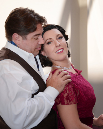 Painted Sky Opera performs Tosca, featuring Nicole Van Every and Joel Burcham, Friday-Sunday at Civic Center Music Hall. (Wendy Mutz / provided)