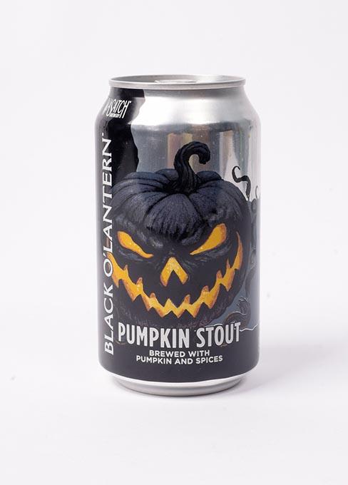 Wasatch Black O' Lantern Pumpkin Stout (Garett Fisbeck)