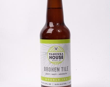 Vanessa House Broken Tile for Fall Brew Review 2017.  (Garett Fisbeck)