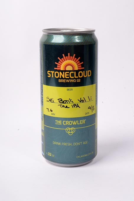 Stonecloud Brewing Co. Sei Barili Vol 1: The IPA (Garett Fisbeck)