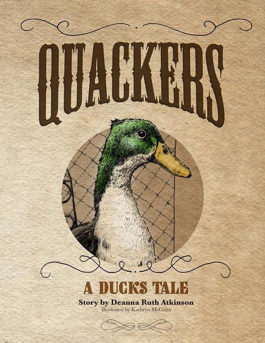 <em>Quackers: A Duck's Tale</em> (Image provided)