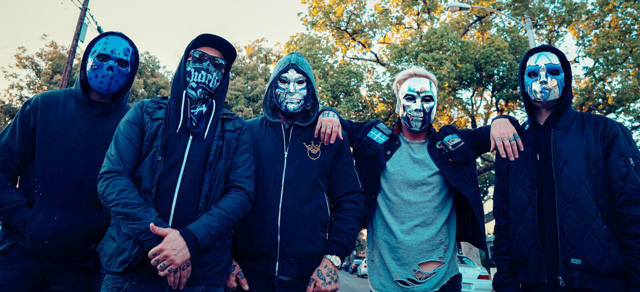 Hollywood Undead (Jake Stark / provided)
