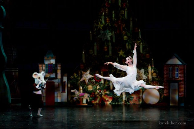 Oklahoma City Ballet's production of <em>The Nutcracker</em> is expected to draw in guests from surrounding states. (Kate Luber / provided)