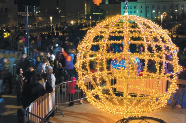 Depending on the weather, Arts Council Oklahoma City said crowds for Opening Night 2018 could swell as large as 50,000. (Arts Council Oklahoma City / provided)