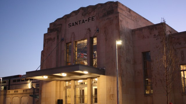 The City of Oklahoma City has poured $28.4 million into a four-phase renovation of Santa Fe Station. (Laura Eastes)
