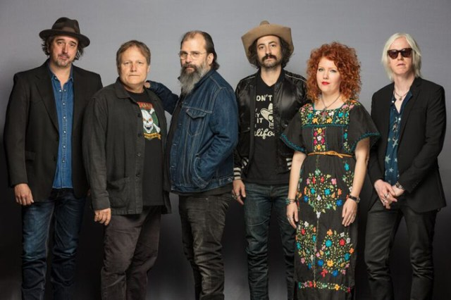 Steve Earle and the Dukes (Eric Brown / provided)