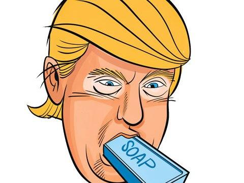 trumpmouth