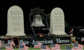 Ten Commandments and Liberty Bell