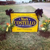 Costello family asks mourners to support Mental Health Group, NAMI Oklahoma, with memorial gifts.