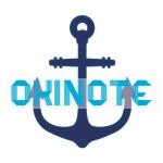 OKINOTE ロゴ デザインしました。