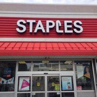 ニューヨーク 印刷 Staples
