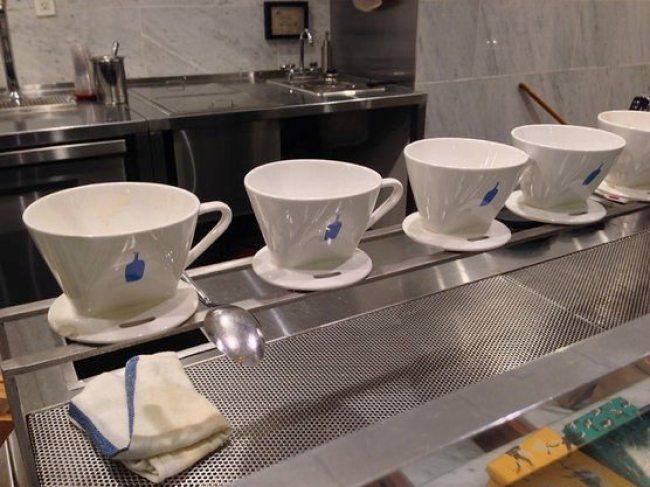 Blue Bottle Coffee (ブルー・ボトル・コーヒー)  ニューヨーク コーヒー
