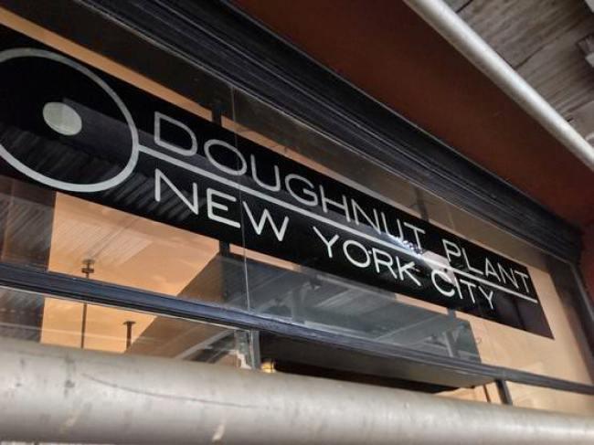 DOUGHNUT PLANT (ドーナッツプラント)