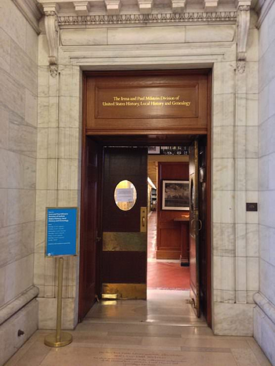ニューヨーク公立図書館