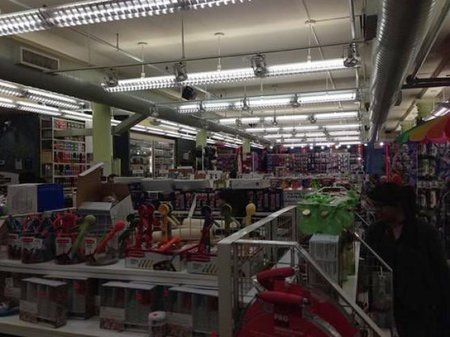 ニューヨーク  Jack's 99 Cent Store (ジャックス・99セント・ストア