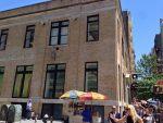 お洒落街SOHOにあるNYで初めてできたアップルストア