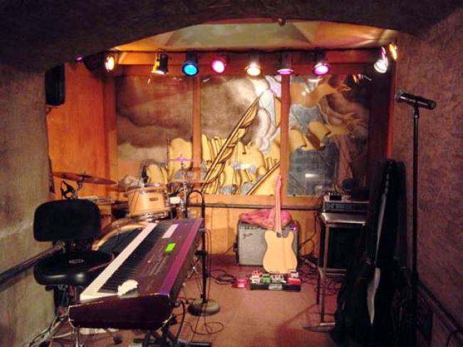 ニューヨーク Sugar Barのライブ機材