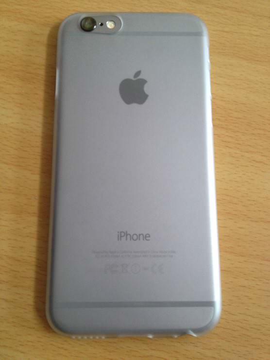 パワーサポート iPhone6エアージャケットセット(クリアマット)Air Jacket set PYC-70購入レポート