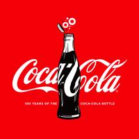 沖縄の名字が入ったコカ・コーラボトル