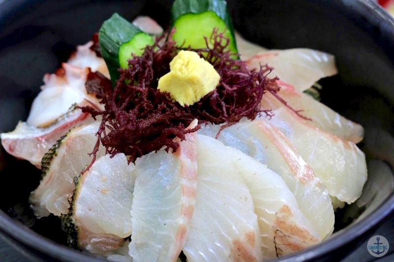 JF糸島『志摩の四季』海鮮丼