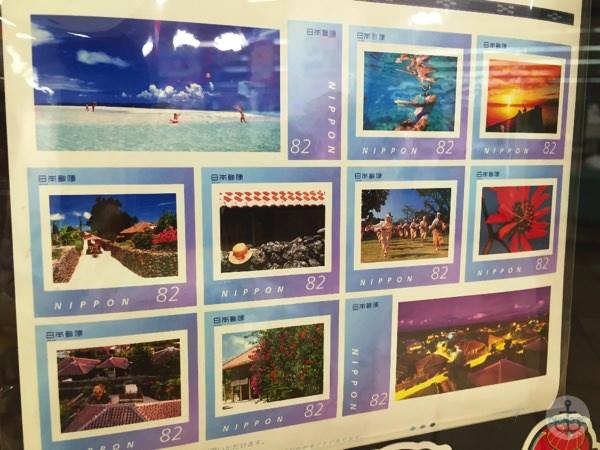 花と赤瓦の美しい島 竹富島