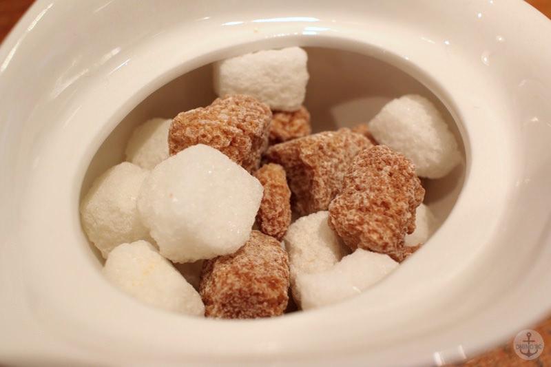 キャンベル・アーリーの角砂糖