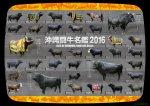 これであなたも闘牛女子?千部限定の『沖縄闘牛名鑑2016』ポスターが欲しすぎる…