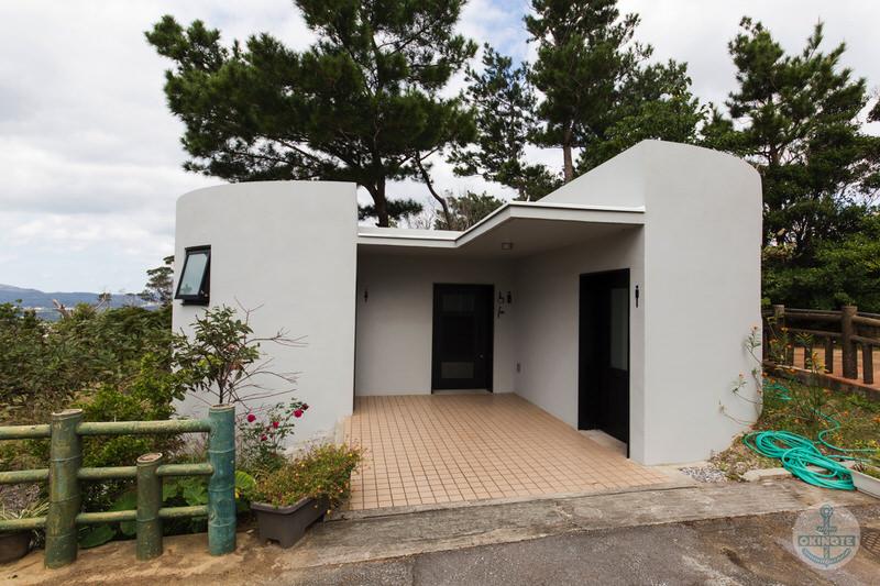 名護城公園ビジターセンター Subaco(すばこ)のトイレ