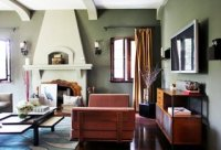 We're Currently Loving: Sage-Green Rooms -- One Kings Lane