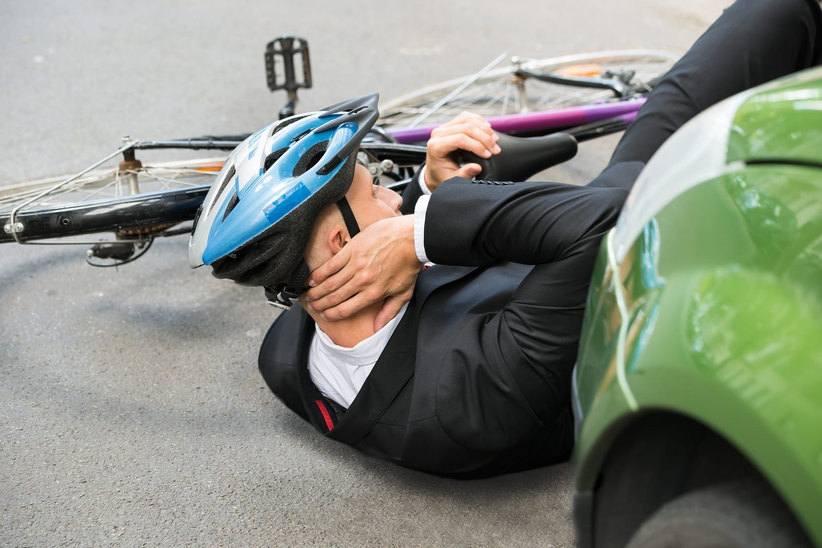 Injured In Accident When A Car Accident Aggravates Existing Injuries