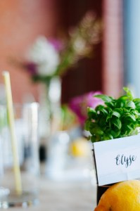The Maker's Table | Photography: Courtney Waugh