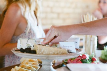 The Maker's Table | Wine + Cheese Pairings
