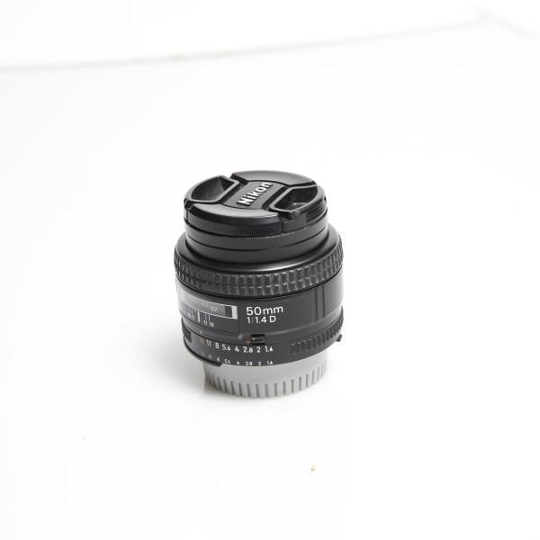 Nikon Lensa 50mm