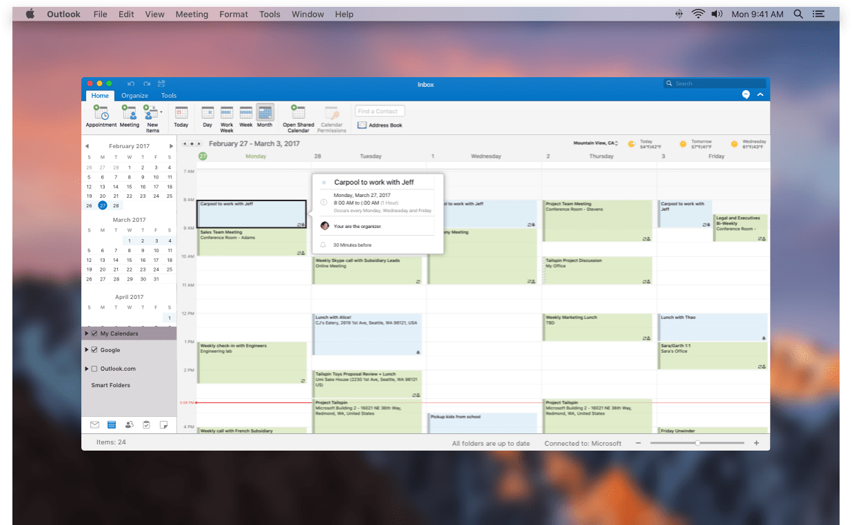 Office 365 Mac Gratuit Get Outlook For Mac