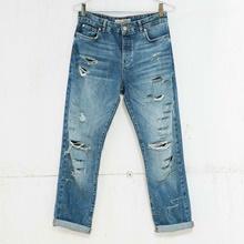 boyfriendy bershka jeansy