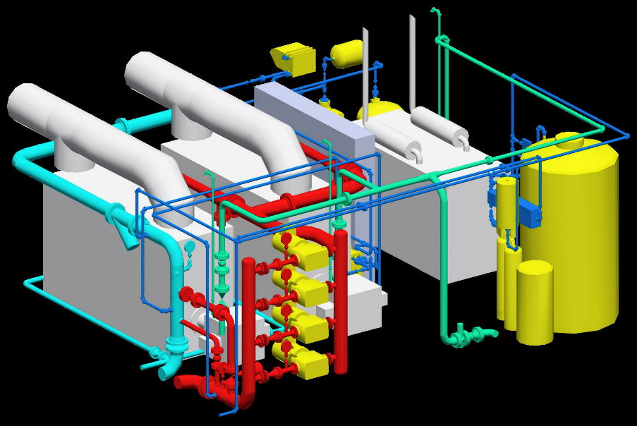 Simpson Engineering - Piping Systems  Services