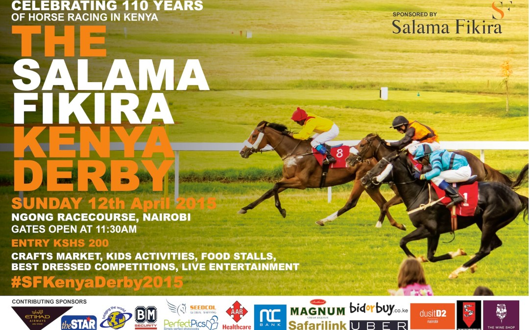 Salama Fikira Derby – April 12, 2015 – #SFkenyaderby2015